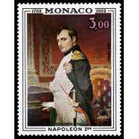Timbre de collection de Monaco PA N° 94 neuf sans charnière