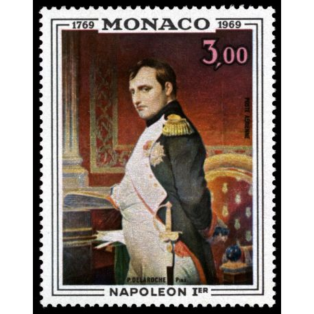 Monaco: PA Nr. 94-9 (s) ohne Scharnier