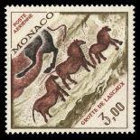 Monaco Briefmarken Luftpost N° 95 Postfrisch