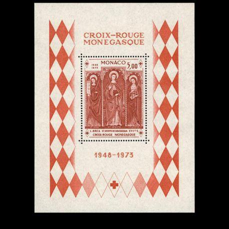 Timbre Monaco BF N° 7 neuf sans charnière