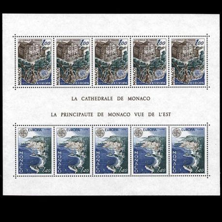 Timbre Monaco BF N° 14 neuf sans charnière