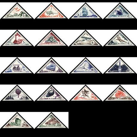 Monaco : Taxe N° 39A/55 - Neuf(s) sans charnière