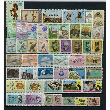 Türkei neue Jahr 1967