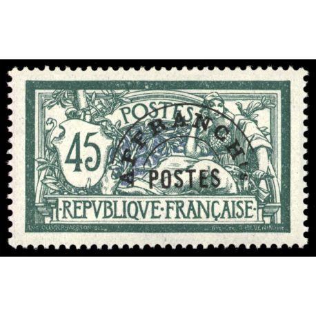 Timbre préoblitérés France N° 44 neuf sans charnière