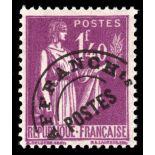 Pre cancel stamp N° 77 Mint NH