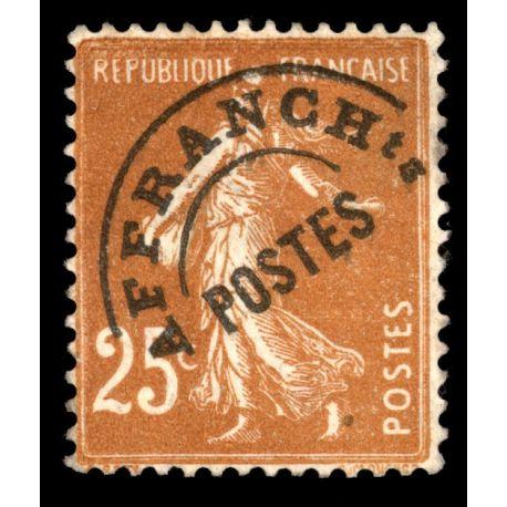 France Préo N° 57 Neuf(s) sans charnière