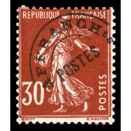 France Préo N° 61 Neuf(s) sans charnière