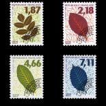 Timbres préoblitérés France Série N° 236/39 neuf sans charnière