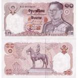 Banknote Thailand Pick number 87 - 10 Baht