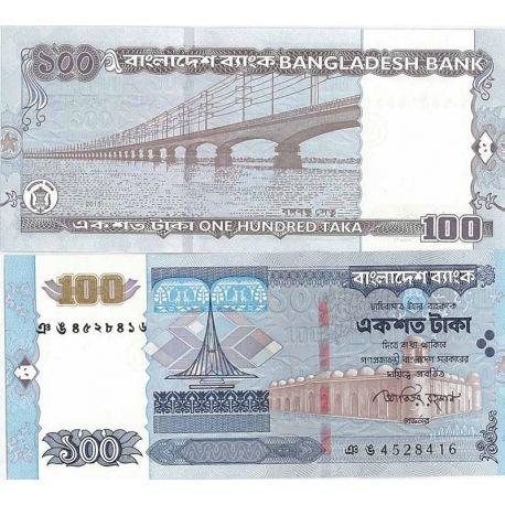 Billets banque Bangladesh Pk N° 49 - 100 Taka
