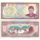 Billets collection Bhoutan Pk N° 24 - 50 Ngultrum