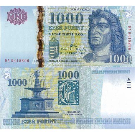 Billet de banque Hongrie Pk N° 195 - 1000 Forint