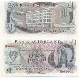 Banconote Irlanda Pk N° 61 - 1 Pound