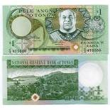 Los billetes de banco Tonga Pick número 31 - 1 Pa'anga