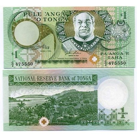 Tonga - Pk Nr. 31-1 ticket Tala