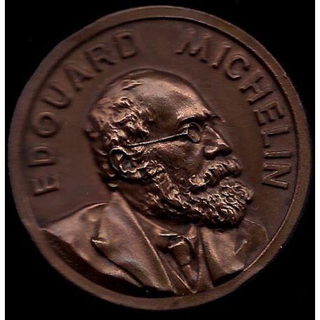 Médaille : Edouard Michelin - SUP