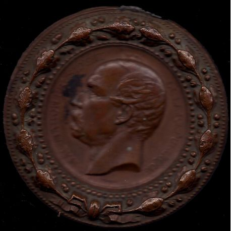 Médaille : Mac Mahon Président de la république par Tasset - TTB