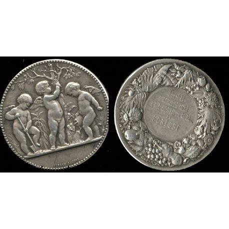 Médaille argent : Angelots jardiniers - Gonesse