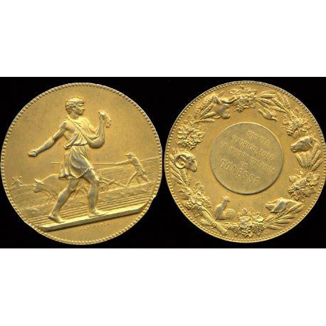 Médaille argent : Le Semeur - Horticulture