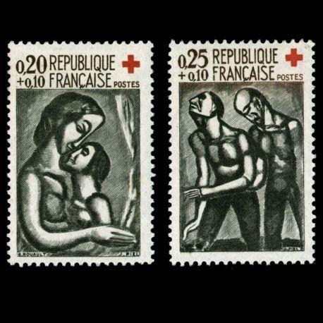 France : N° 1323 - Neuf sans charnière **