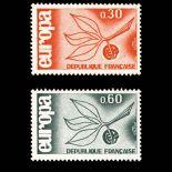 Timbres France Série N° 1455/56 neuf sans charnière