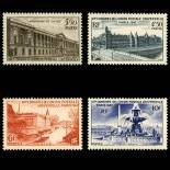 Stamps series of France N° 780/783 Mint NH