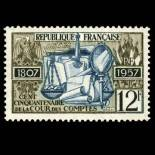French stamps N° 1107 Mint NH