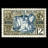 Timbre France N° 1107 neuf sans charnière