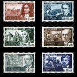 Briefmarken Reihe von France N ° 1623/28 Postfrisch