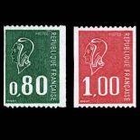 Timbres France Série N° 1894/95 neuf sans charnière