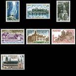 Briefmarken Reihe von France N ° 1996-1902 Postfrisch