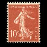Französisch Briefmarken N ° 135 Postfrisch