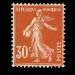 Timbre France N° 160 neuf sans charnière