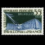 French stamps N° 1156 Mint NH