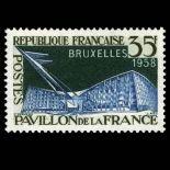 Timbre France N° 1156 neuf sans charnière