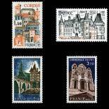 Timbres France Série N° 2081/84 neuf sans charnière