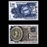 Timbres France Série N° 2207/08 neuf sans charnière