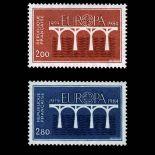 Briefmarken Reihe von France N ° 2309/10 Postfrisch