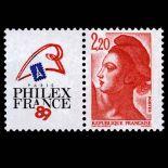 Französisch Briefmarken N ° 2461 Postfrisch