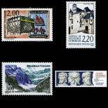 Timbres France Série N° 2545/48 neuf sans charnière