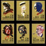 Briefmarken Reihe von France N ° 2649/54 Postfrisch