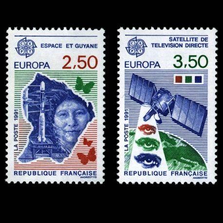 France : N° 2696/97 - Neuf sans charniere **