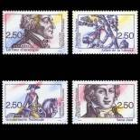 Timbres France Série N° 2700/03 neuf sans charnière