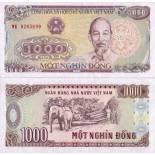 Billets collection Vietnam Nord Pk N° 106 - 1000 Dong