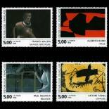 Serie francobolli di Francia N ° 2779/2782 Nuevo non linguellato