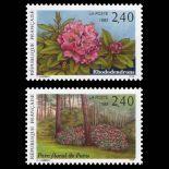 Briefmarken Reihe von France N ° 2849/2850 Postfrisch