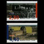 Timbres France Série N° 2851/2852 neuf sans charnière