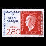 Francobolli francesi N ° 2864 Nuevo non linguellato