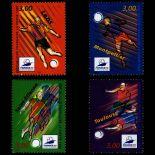 Briefmarken Reihe von France N ° 3010/13 Postfrisch