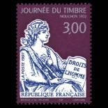 French stamps N° 3052 Mint NH